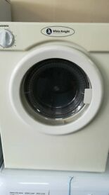 White Knight 38AW 3kg Tumble Dryer