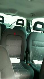 Vw Sharan 7 seats, drives very well ideal family car