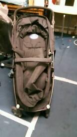 Baby start 4 wheeler Pram