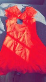 Kooples Red Dress