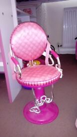 Smyths Our Generation Hairdressing chair
