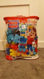 K8ds Mega Bloks giant bag age 1-5