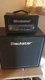 Blackstar HT1 Metal w/ reverb tube amp