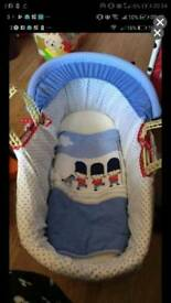 Moses Basket (Little Soldiers)