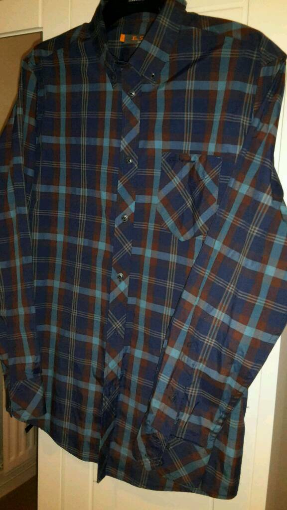 BEN SHERMAN SHIRT L...AS NEW