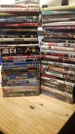 65 dvds for only £20