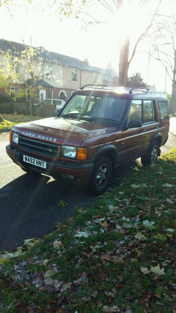 Discovery 2 Series 2 for sale - REDUCED FOR QUICK SALE
