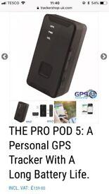 GPS tracker Pro Pod 5 - New £100 ono
