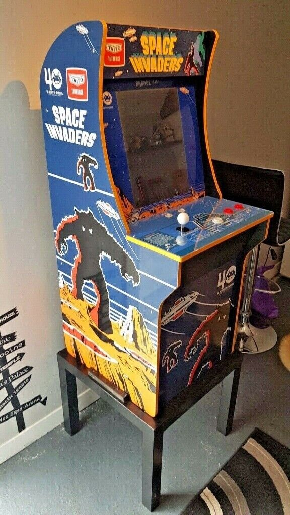 Arcade1up Space Invaders Upright Machine 3/4 Size RRP £400 Suit Man Cave Or  Kids Bedroom! | in Bradford, West Yorkshire | Gumtree