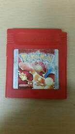Pokemon gameboy game