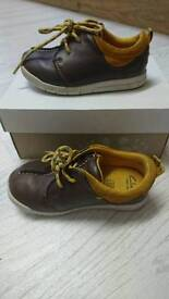 Clarks toddler boys shoes
