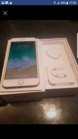 Iphone 7plus 256gb any network