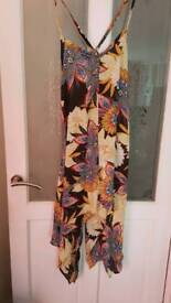 Summer dress size 18 new with tags