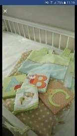 Next Nursery Baby's Room Curtains