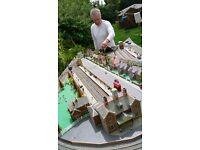 Model Railway layout ~ 00 guage