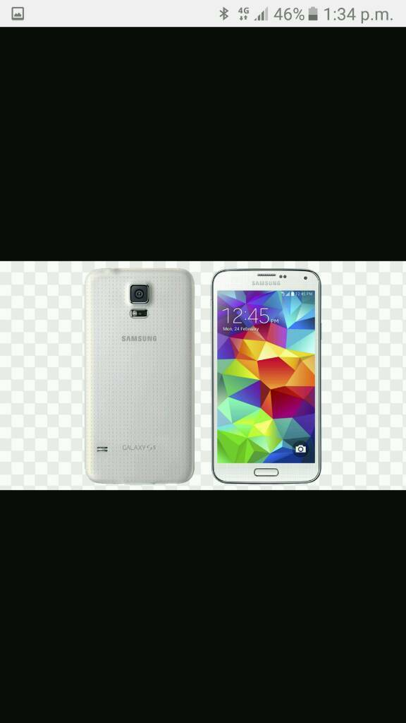 GALAXY S5, CRACKED SCREEN HENCE BARGAIN PRICEin Shotts, North LanarkshireGumtree - GALAXY S5, CRACKED SCREEN, which has caused a continuous flash sometimes phone is in use, HENCE BARGAIN PRICE. Presumably easy fix but sold as spares or repair. Only about 14 months old, complete with charger no box