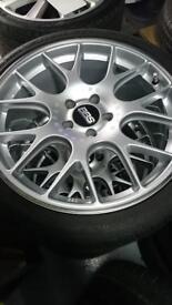 BBS CHR Alloy Wheels