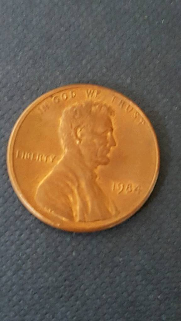 1984 Lincoln DD one cent | in Peterborough, Cambridgeshire | Gumtree