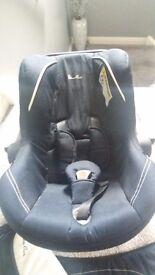 Silver cross new born car seat