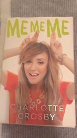 Me me me - Charlotte Crosby book