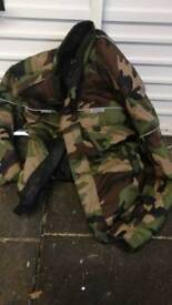 Como textile jacket