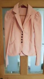 Size 8 boohoo jacket