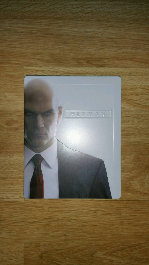 Hitman steel book edition ps4 gamein Ipswich, SuffolkGumtree - Hitman the complete first season PS4 game