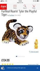 Brand new furreal tiger no box untouched