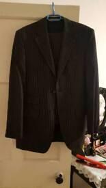 Suit jacket, trousers