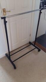 Fre clothes rail - Portchester