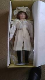 Seymour mann porcelain doll