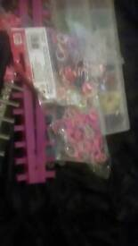 Loom bands new and kit to make