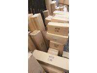 canvas rolls stretcher bars job lot