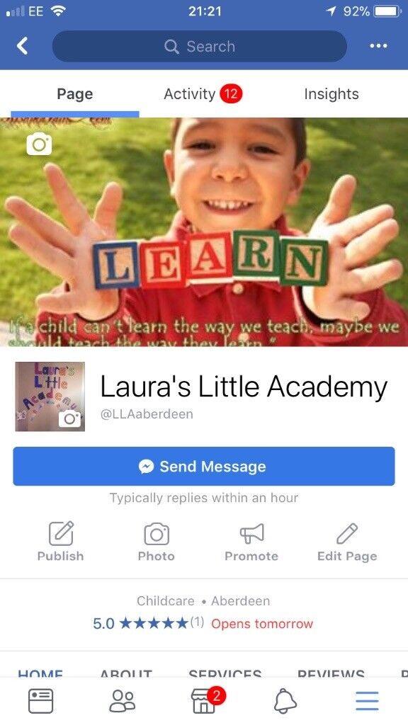Laura's Little Academy