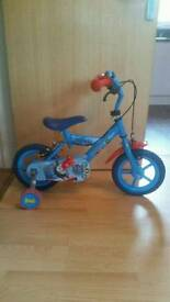 Toddler Thomas the tank bike