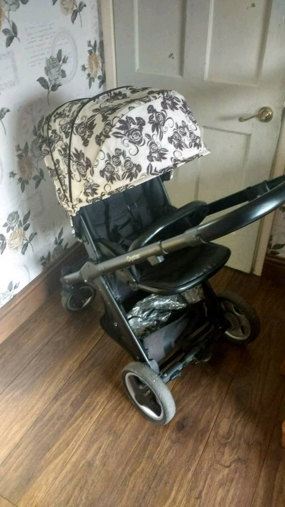 Oyster pushchair buggy
