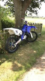 Yz 125 Yamaha not cr kx rm sx tc