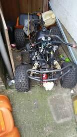 Quad petrol spares or repair