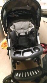 Pushchair combination...Travel cot ..Car seat..Carrier,..