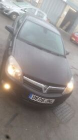 BARGAIN VAUXHALL ASTRA MK5 ,3 DOOR SPORTS ,LONG M.O.T, LOW MILES ,QUICK SALE