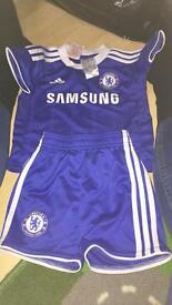 Infant Chelsea football kit