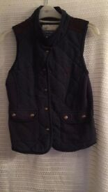 Navy and brown waist coat SoulCo
