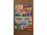 Jeremy Strong books