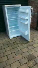 Larder fridge.