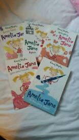 Enid Blyton girls books