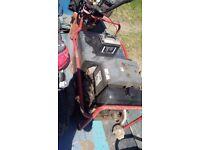 Lister diesel generator