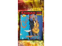 Bill Dickens, John Patitucci, JS bach of bass, Afrocuban bass grooves, Cachao, Gary Willis
