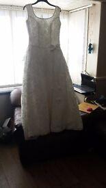 Beautiful Moonlight designer wedding dress