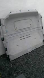 Fiat Doblo Steel Bulkhead