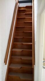 Paddle Staircase